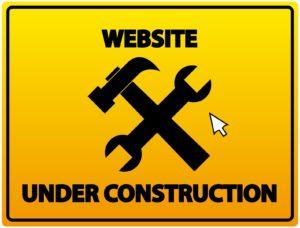 website-in-onderhoudsmodus