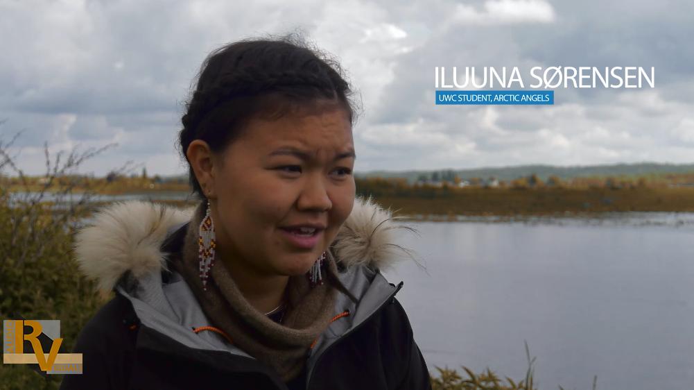 Interwiew Iluuna